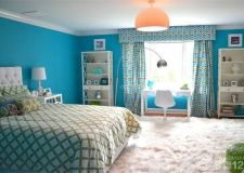 装修卧室颜色 七彩生活七彩心情