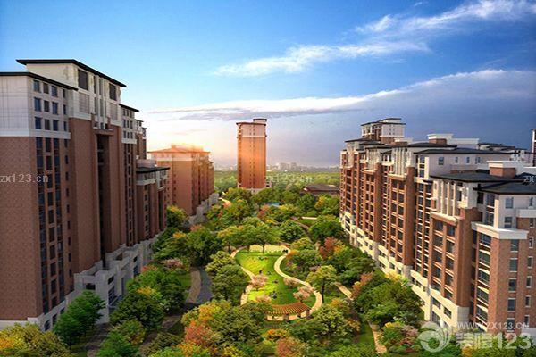 北京新楼盘布局,给你离开不想的院子理由别墅cad信息图图片