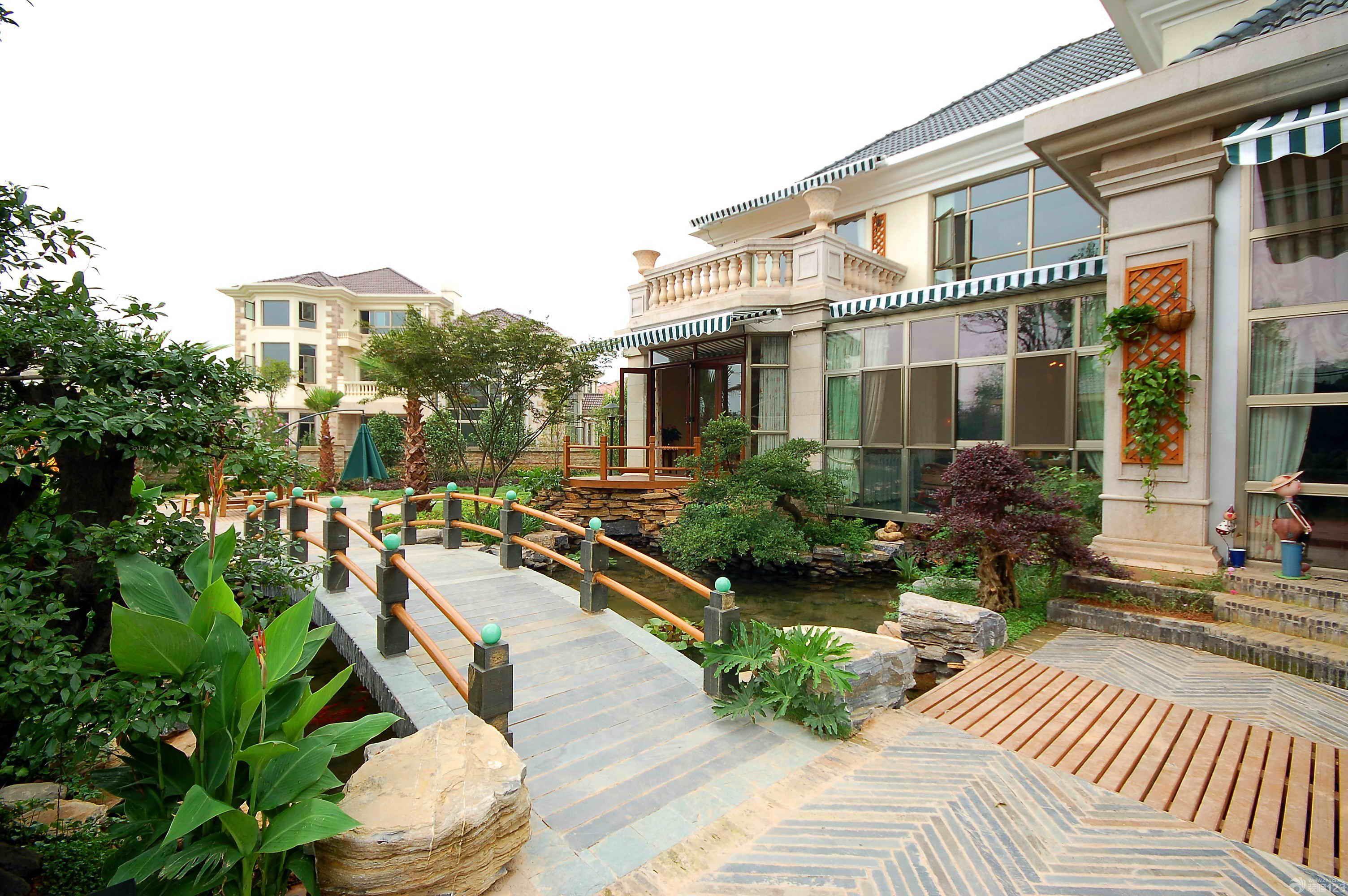 碧桂园别墅外观设计装修实景图欣赏