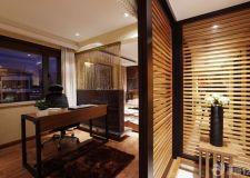 卧室和书房软隔断 缔造不一样的空间效果
