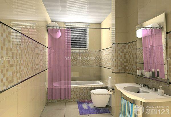 卫生间干湿分区隔断墙的设计详解