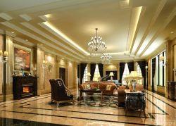 奢華歐式風格別墅客廳最新效果圖大全