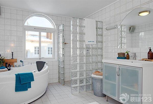 卫生间淋浴隔断图片解读 各类卫生间淋浴隔断