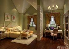 卧室与书房隔断 缔造温馨舒适小书房