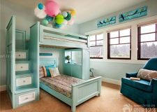 女孩卧室刷什么颜色好 孩子决定的七色空间