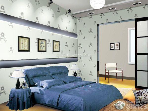 卧室装潢设计 安心的港湾
