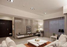 90平米两居室装修 小面积演绎大精彩