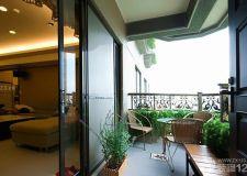 自制家庭阳台花园 打造绿色家居空间