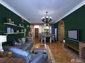 家裝客廳吊頂 組合沙發