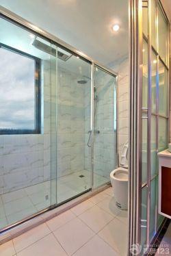 衛生間玻璃隔斷墻設計圖