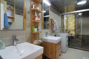 衛生間玻璃隔斷 衛生間淋浴房效果圖