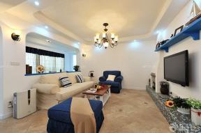 地中海风格装饰 客厅装饰 客厅装修风格