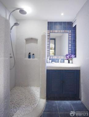 地中海風格建筑圖片 衛生間設計 家裝衛生間