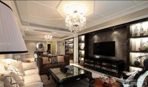 歐式家裝設計效果圖 家居客廳裝修效果圖 客廳裝修設計