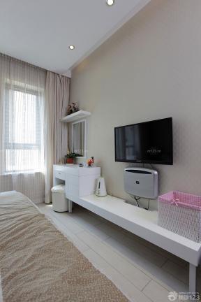 電視背景墻設計 梳妝柜 電視柜