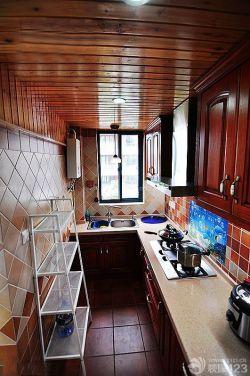 80平廚房吊頂裝飾設計圖