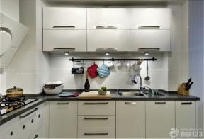 80平方米 家居廚房裝修效果圖