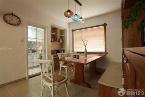 家庭餐廳 靠背椅 三室一廳