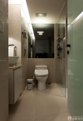 衛生間設計 現代設計風格 小衛生間