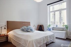 80平米 主臥室設計 臥室床的擺放