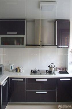 125平方現代風格廚房櫥柜裝修效果圖