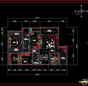 150平米平面圖設計圖-每日推薦