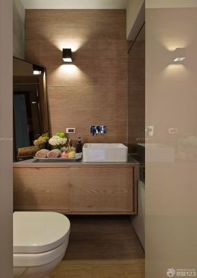 45平米 小面積衛生間 衛生間洗手盆圖片