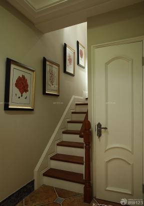 简约欧式风格 楼梯设计 家用楼梯
