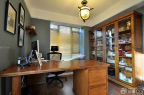 書房設計 照片墻 書架