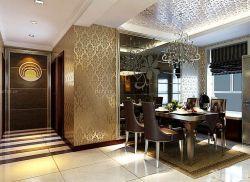 130平房子走廊玄關設計
