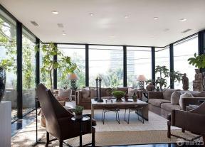 2014別墅裝修效果圖 樓頂陽光房