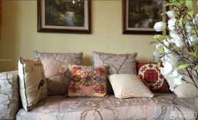 130平米 時尚混搭風格 多人沙發