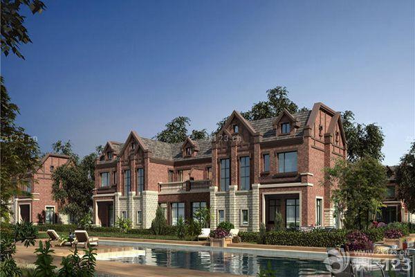 北京在售新楼盘不一样的北京别墅森林中房楼盘森林溪谷图片