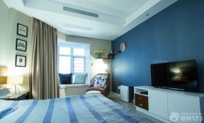 80平米装修样板房 小户型装饰效果图