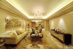 歐式室內裝潢 客廳裝修設計