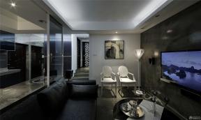 現代家居 兩層別墅 家裝客廳設計 吊頂設計