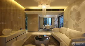 150平米 現代客廳 地毯