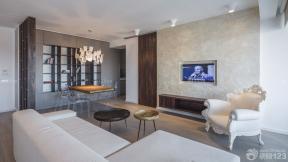 70平米 北歐風格 客廳裝修樣板房
