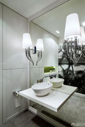 100平米 衛生間洗手盆圖片