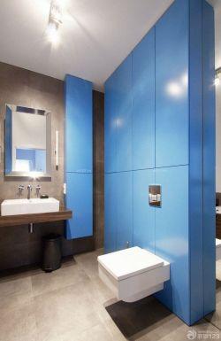 90平米二居室衛生間設計裝修效果圖大全