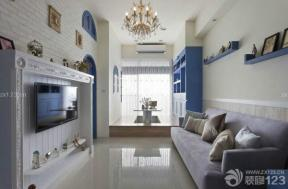 地中海风格装饰 客厅装修设计