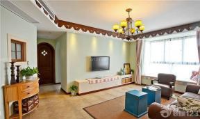 美式裝修風格 客廳裝修設計