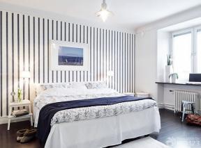 小戶型臥室裝修效果圖大全2014 軟床