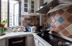 田園風格設計 廚房裝飾