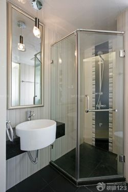 衛生間淋浴房隔斷設計圖