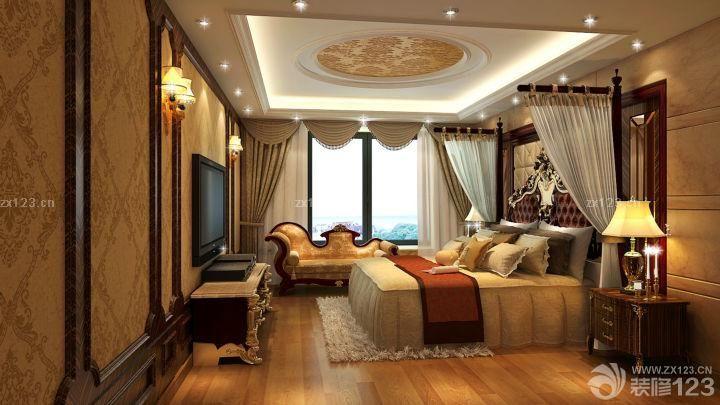 小户型主卧沙发床设计图