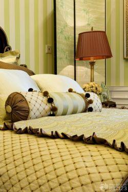 現代美式臥室裝修效果圖大全