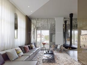 80平米 小户型客厅沙发图片
