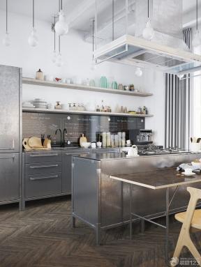 80平米 小户型开放式厨房