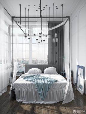 80平米小户型平面图 卧室布局